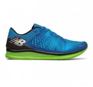 New Balance FuelCell Blue
