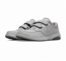 New balance men's 813 velcro grey walking shoes