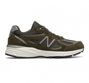 New Balance W990v4 Military Green