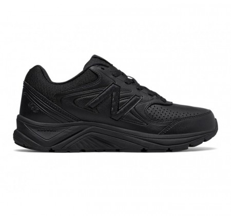 New Balance WW840v2 Leather Black