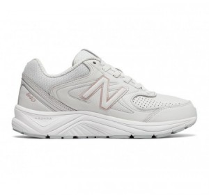 New Balance WW840v2 Leather White
