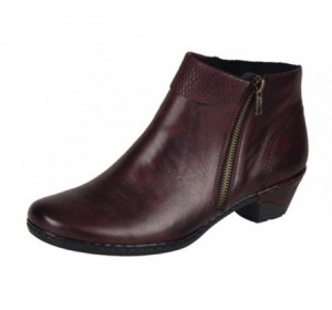 Rieker Lynn Boot Bordeaux