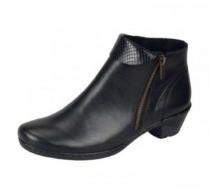 Rieker Lynn Boot Black
