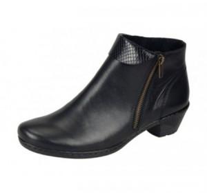 Rieker Lynn Boot Black