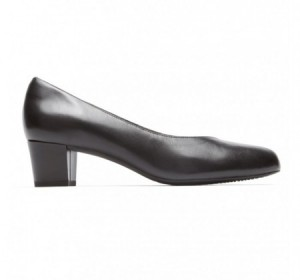Rockport Charis Black Leather