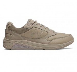 New Balance Leather MW928v3 Tan