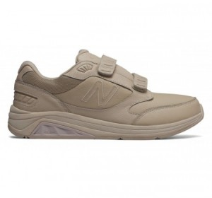 New Balance Hook & Loop Leather MW928v3 Tan