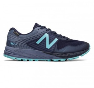 New Balance WT910v4 Trail GTX Blue