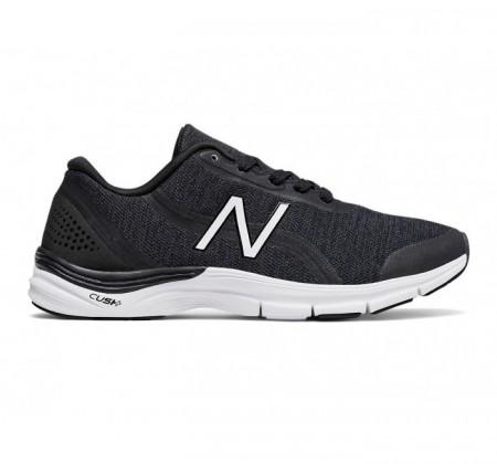 New Balance 711v3 Heathered Trainer Black
