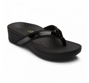 Vionic High Tide Platform Black