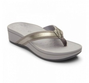 Vionic High Tide Platform Pewter