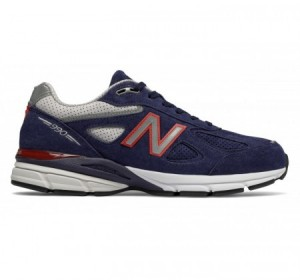 New Balance M990v4 Blue & Red
