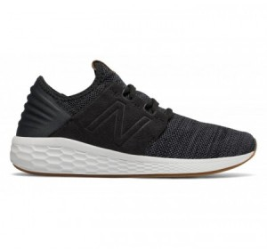 New Balance Fresh Foam Cruz v2 Knit Black