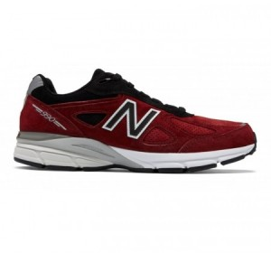 New Balance M990v4 Mercury Red