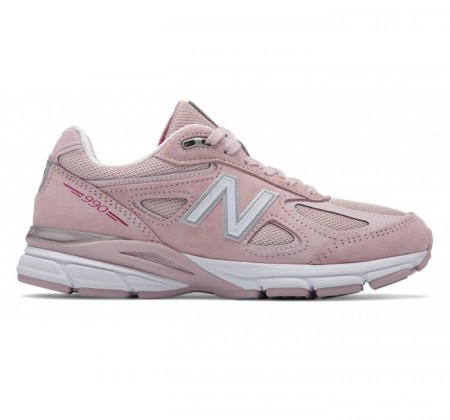 New Balance W990v4 Pink Ribbon