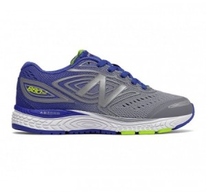 New Balance Kids 880v7 Steel