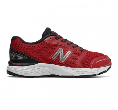 New Balance Kids 680v5 Red