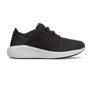 New Balance Pre-school Fresh Foam Cruz Knit v2 Black