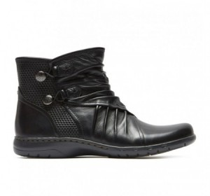 Cobb Hill Penfield Bungie Boot Black