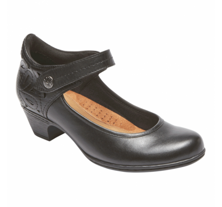 Rockport Abbott Ankle Strap Black