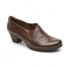 Rockport Abbot Slip-On Brown