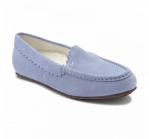 Vionic Mckenzie Slipper Light Blue