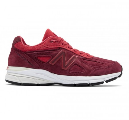 New Balance W990v4 Vortex Red