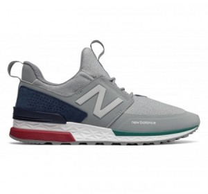 New Balance MS574 Sport Steel