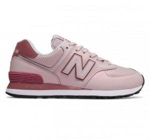 New Balance WL574 Sheen Conch Shell