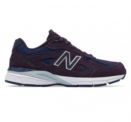 New Balance M990v4 Elderberry