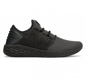 New Balance Fresh Foam Cruz v2 Nubuck Black