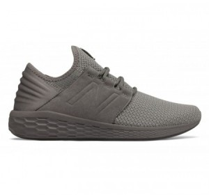 New Balance Fresh Foam Cruz v2 Nubuck Grey