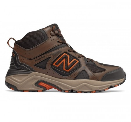 New Balance MT481v3 Mid-cut Brown