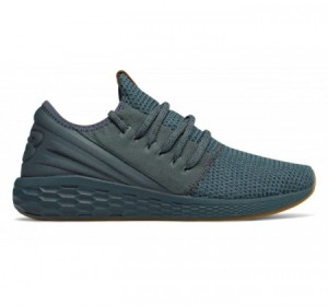 New Balance Fresh Foam Cruz Decon v2 Petrol