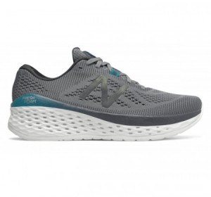 New Balance Fresh Foam More v1 Gunmetal