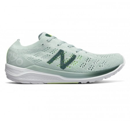 New Balance W890v7 Crystal Green