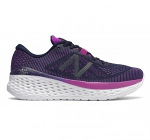New Balance Fresh Foam More Violet