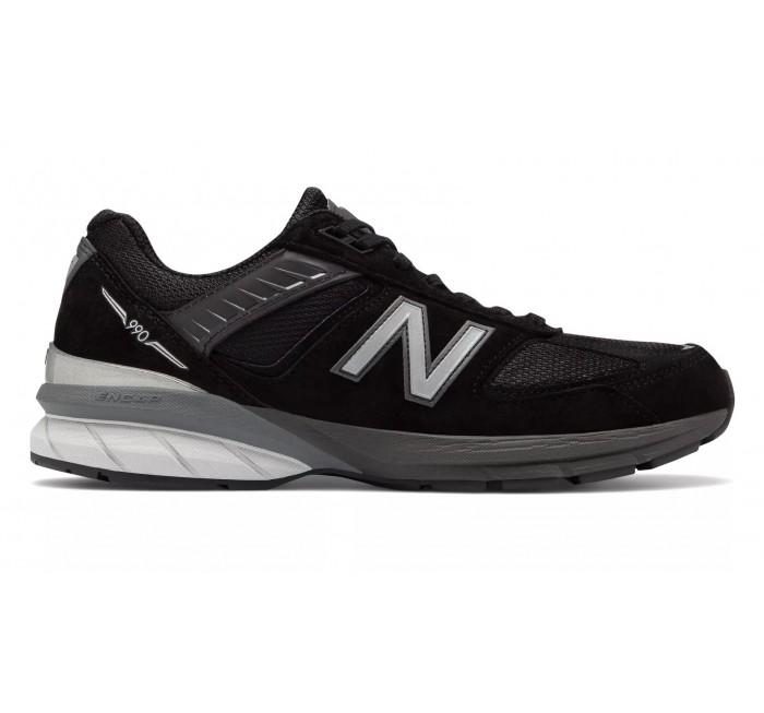 New Balance Men's 990v5 Black: M990BK5