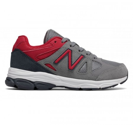 New Balance Grade-school 888 Red