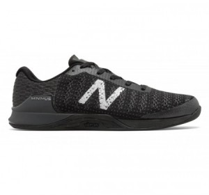 New Balance Men's Minimus Prevail Black