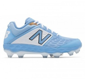New Balance Fresh Foam 3000v4 TPU Cleat Baby Blue