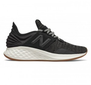 New Balance Women's Fresh Foam Roav Knit Black