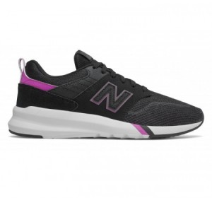 New Balance Women's 009 Retro Black