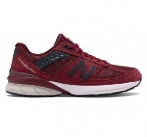 New Balance Made in US M990v5 Burgundy