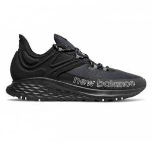New Balance Men's Fresh Foam Roav Trail Black