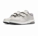 New balance women's 813 velcro grey walking shoes