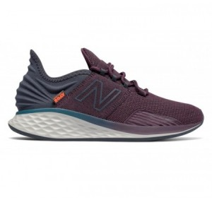 New Balance Women's Fresh Foam Roav Boundaries Purple