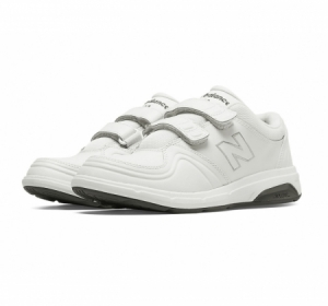 New Balance women's 813 Velcro White