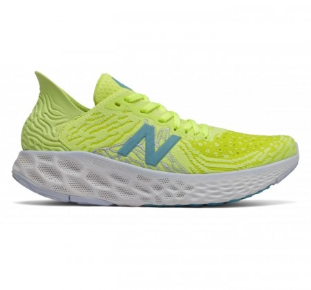 New Balance Fresh Foam W1080v10 Lemon Slush