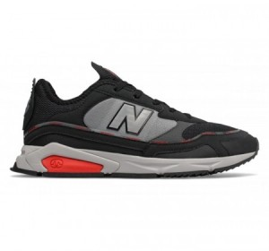 New Balance Men's X-Racer Black